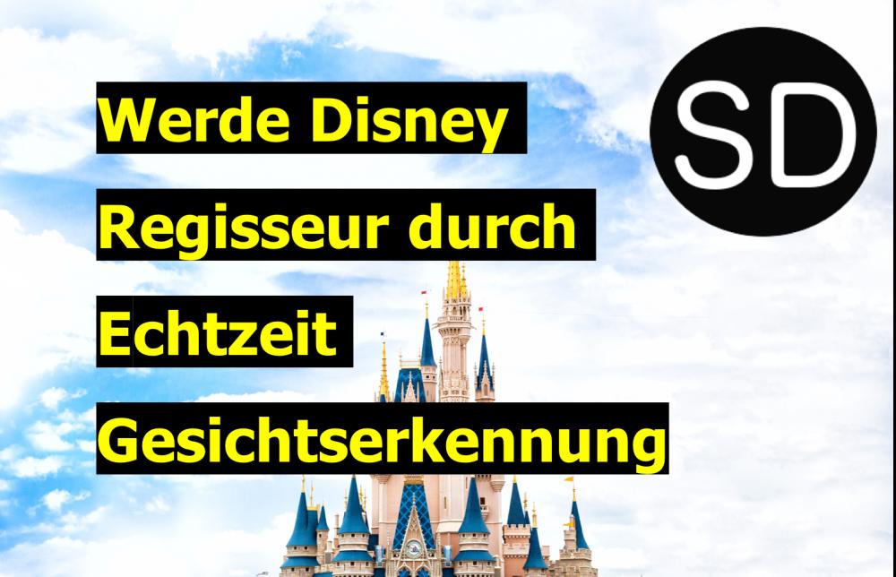 Was hat dein Gesichtsausdruck mit einem Disney Film zu tun?