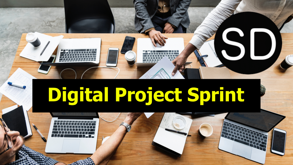 The digital Project Sprint