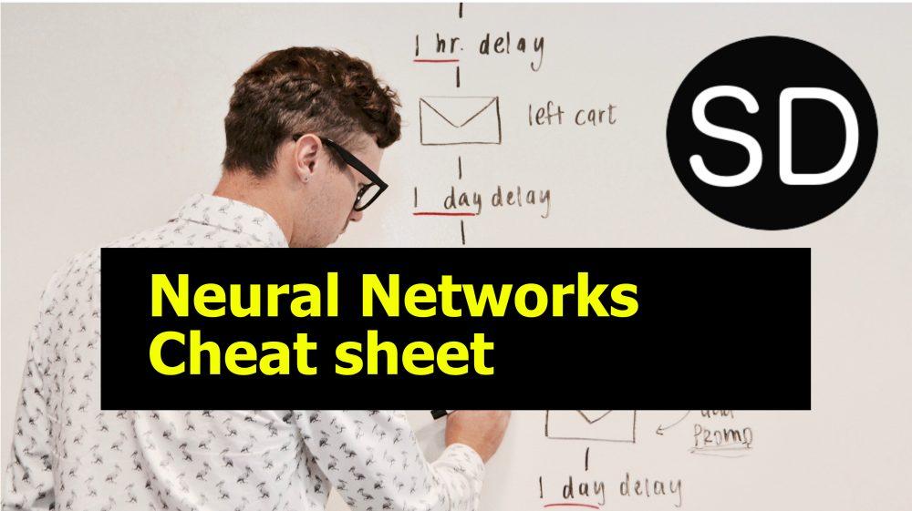 Neural Networks Cheat Sheet - Singularity Design