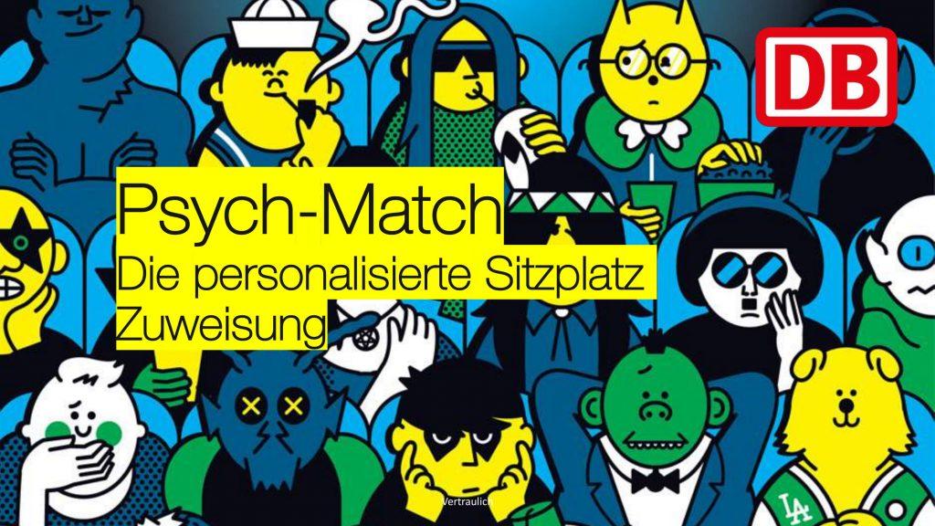 Deutsche Bahn Psych Match