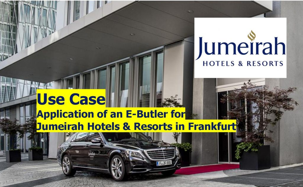 Jumeirah Hotels Use Case